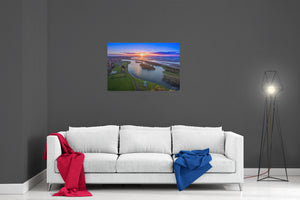 Fairhaven Autumn Sunrise - Ready To Hang Canvas