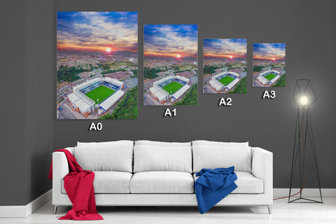 This Is Ewood Park - Ready To Hang Canvas
