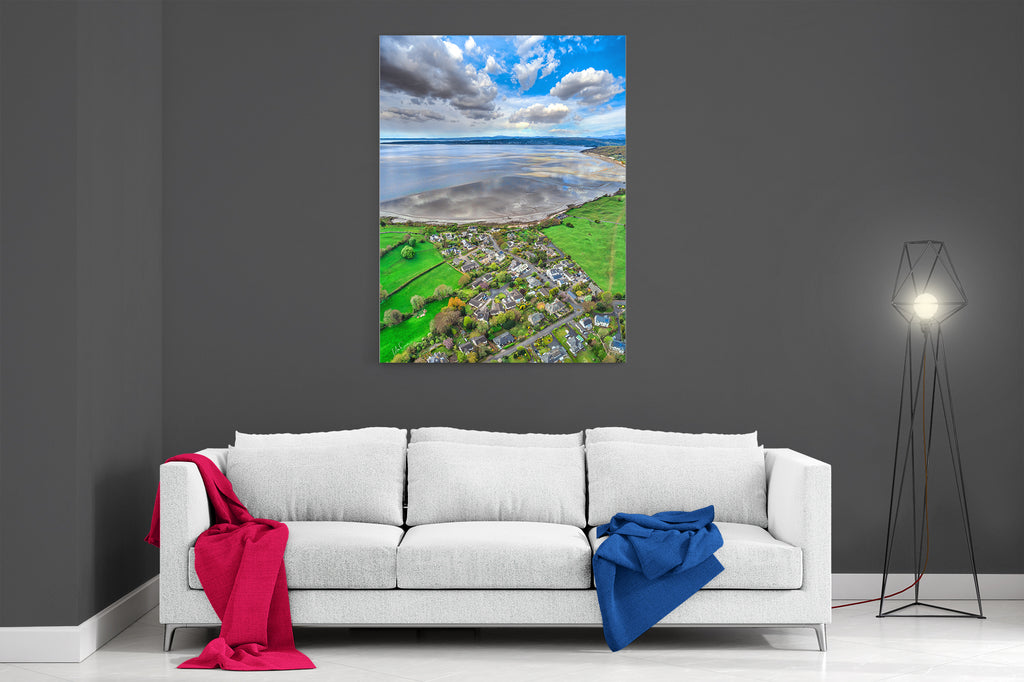 Silverdale Bay - Ready To Hang Canvas