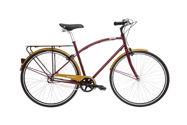 Shoot, Score and Win a Limited Edition Detroit Bike