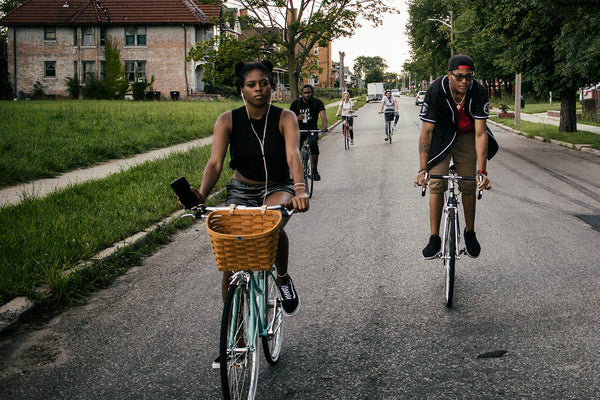 The Best Bikes Paths in Detroit