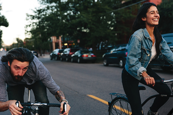 Why Millennials Are Buying Bikes