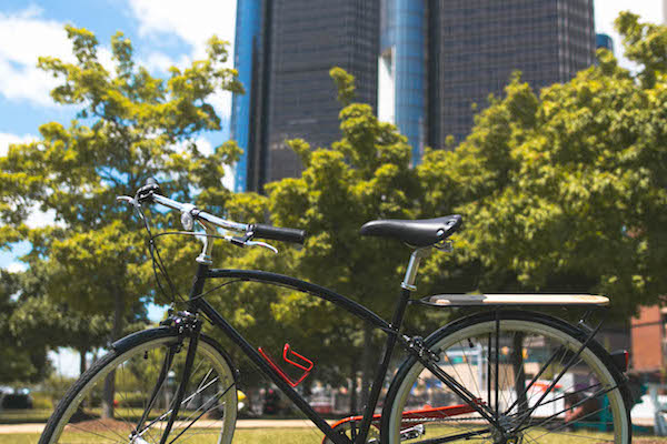 Where to Buy a Bicycle in Detroit