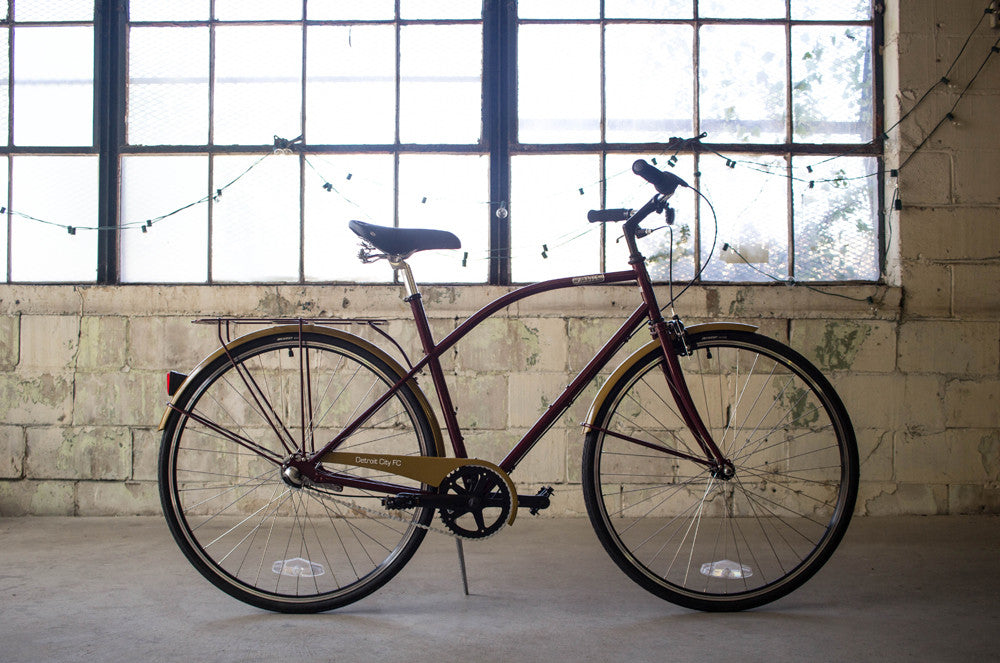 Detroit Bikes unveils limited edition DCFC A-Type