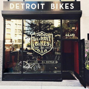 Detroit Bikes to Open Flagship Retail Space in Downtown Detroit