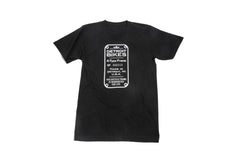 Men's Badge Tee - Detroit Bikes