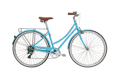 B-Type Blue - Detroit Bikes