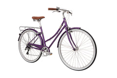 B-Type Purple - Detroit Bikes