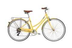 B-Type Yellow - Detroit Bikes