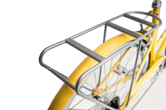 B-Type Yellow Rear Rack - Detroit Bikes