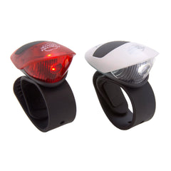 Planet Bike Spok Headlight Taillight set - Detroit Bikes