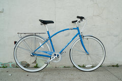 LIONS (LIMITED EDITION) - Detroit Bikes