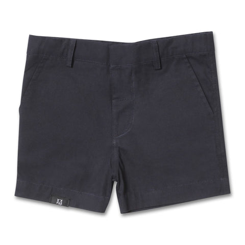 Navy Formal Shorts