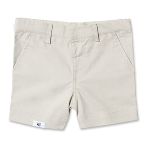 Khaki Formal Shorts