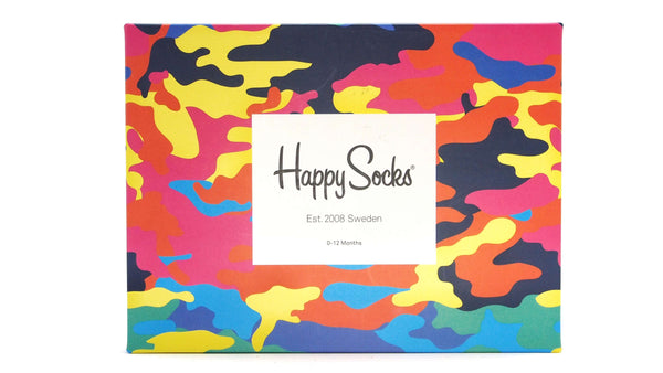 Happy Socks Infant Gift Box | Camouflage