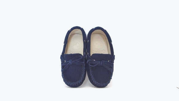Oscar's for Kids - Capri Loafers | Navy