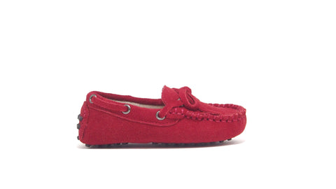 Oscar's for Kids - Capri Loafers | Red