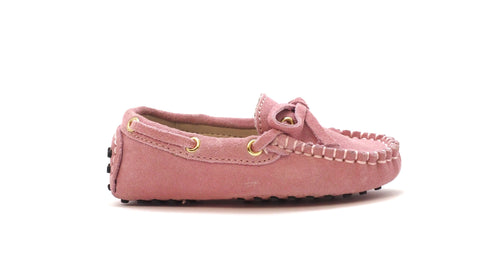 Oscar's for Kids - Capri Loafers | Dusk Pink