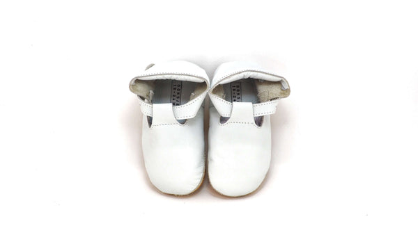 Donsje Elia | Leather White