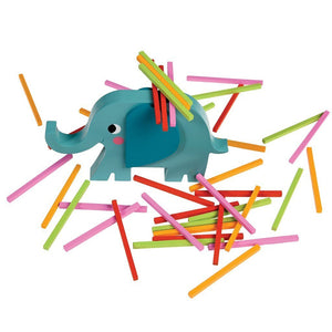Elvis Elephant Stacking Game