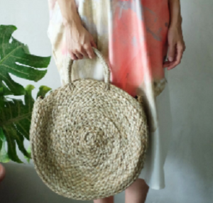 Hapsari Straw Bag