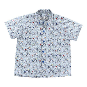 Collared Shirt | Hiroshi Cycle