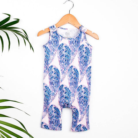 Jersey Jumpsuit | Boo Print