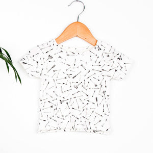 T-shirt | Hunter Print