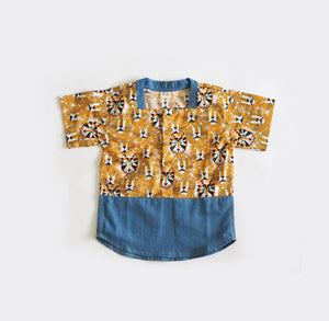 Shirt | Jungle Print