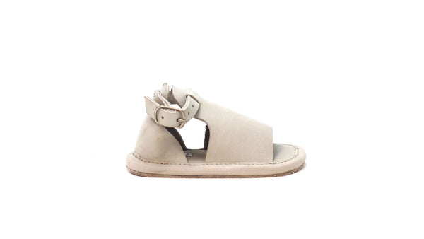 Donsje Lilo | Leather Light Grey