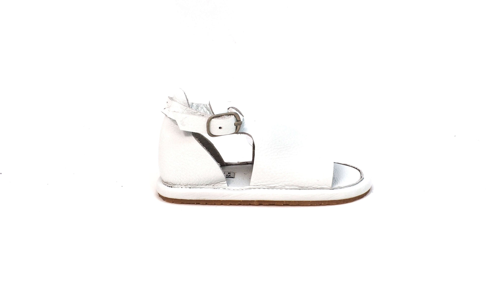 Donsje Lilo | Leather White