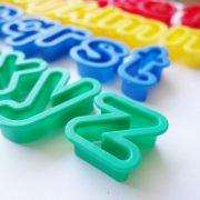 Accessories | Lowercase Alphabet Cutters