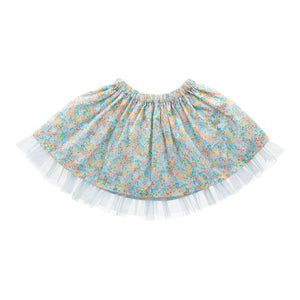 Ballerina Skirt | Mint Poppy