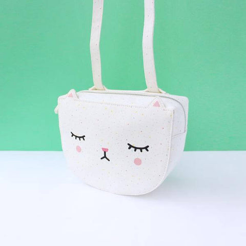 Polkaros Backpack | Cat