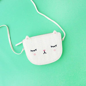 Polkaros Sling Bag | Cat