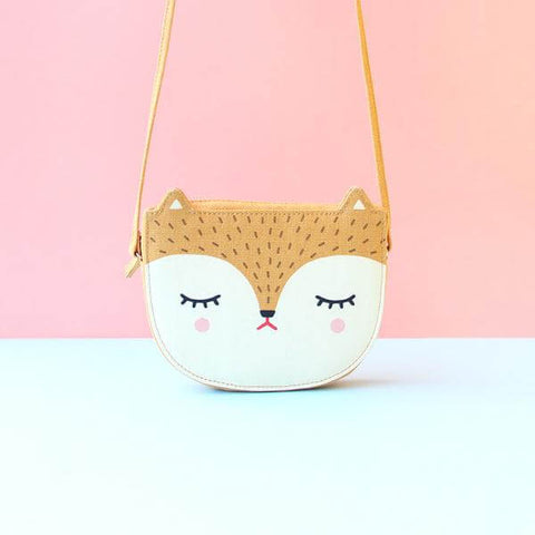 Polkaros Sling Bag | Fox