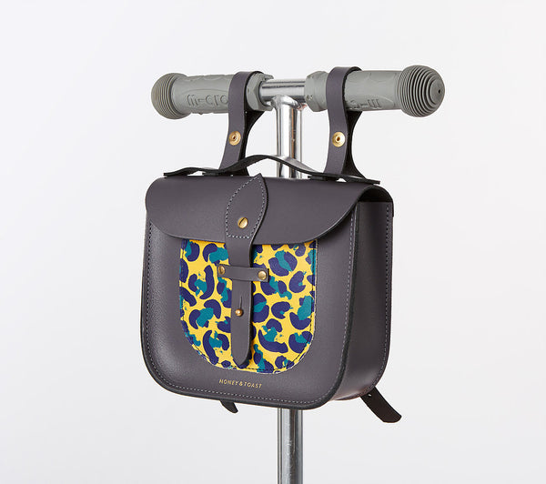 Rocket Scooter Satchel | Leopard