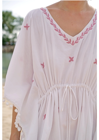 Adult Bae Blush Kaftan