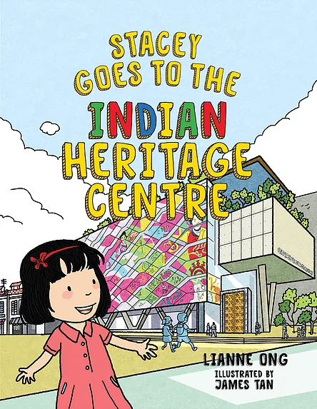 Stacey Goes to the Indian Heritage Centre
