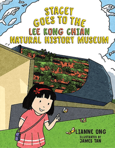 Stacey Goes to the Lee Kong Chian Natural History Museum