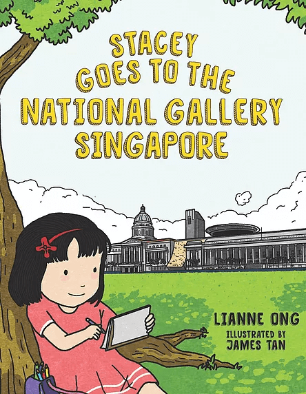 Stacey Goes to the National Gallery Singapore
