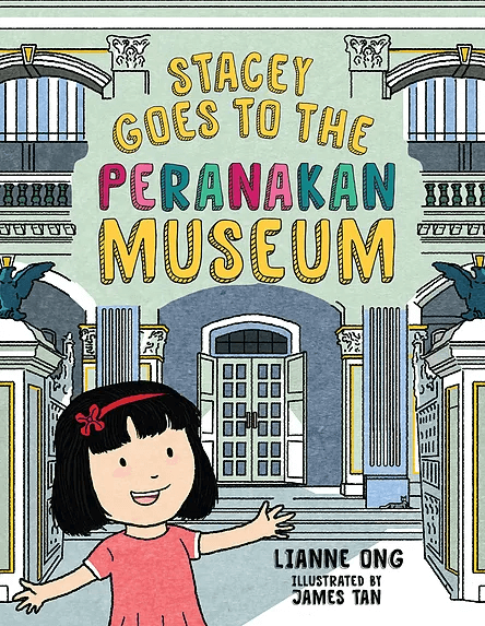 Stacey Goes to the Peranakan Museum