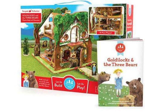 Storytime Toys | Goldilocks and the Three Bears