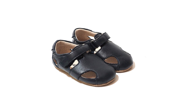 Skeanie Sunday Sandals | Navy