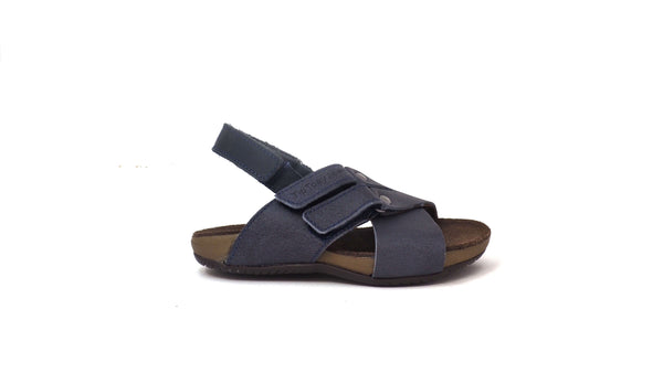 Tip Toey Joey - T Leash | Indigo Wash-Navy