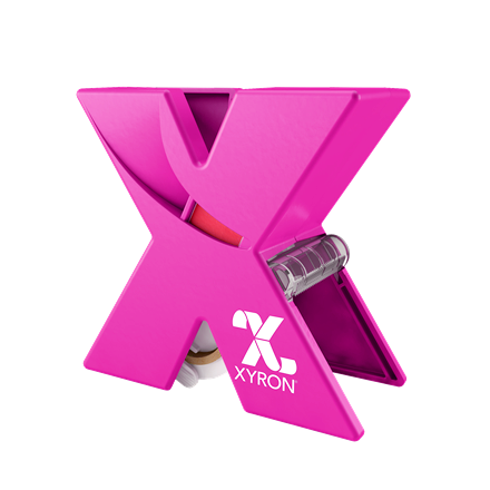 Xyron 1.5 inch Sticker Maker | Magenta