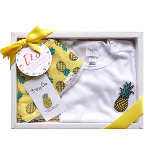 Pineapple Triple Foodie Box