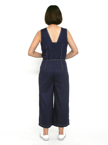 PERKY Jumpsuit in Blue