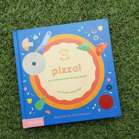 COOK IN A BOOK: PIZZA