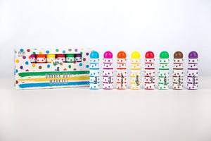 Dabber Dot Markers | Set of 8 Markers